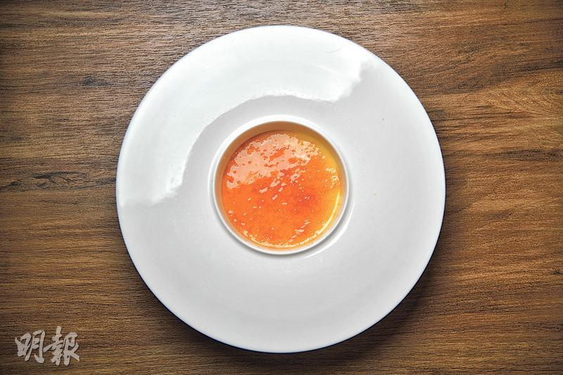 焦糖燉蛋 燉蛋 焦糖燉蛋食譜 雞蛋