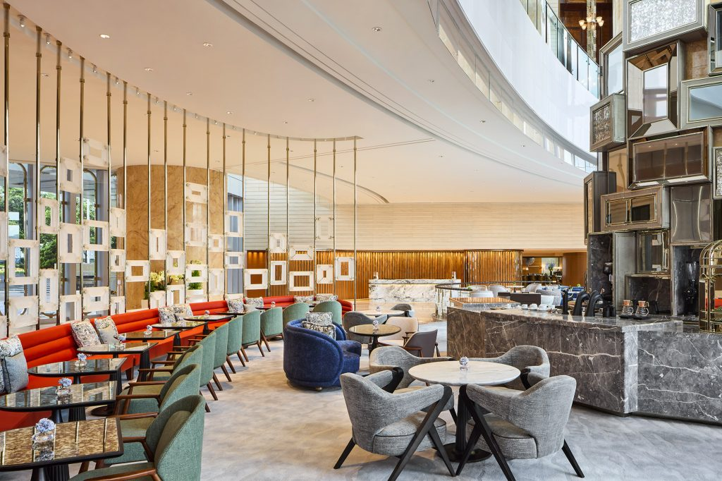 全新形象!香港四季酒店 酒吧ARGO及大堂咖啡廳Gallery 將創意與古典結合
