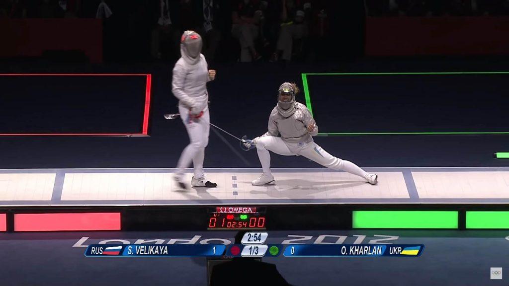 張家朗 花劍 東京奧運 男子花劍個人賽 劍擊 奧運2021