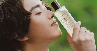 fresh X Jer 柳應廷的《自然肌感物語》