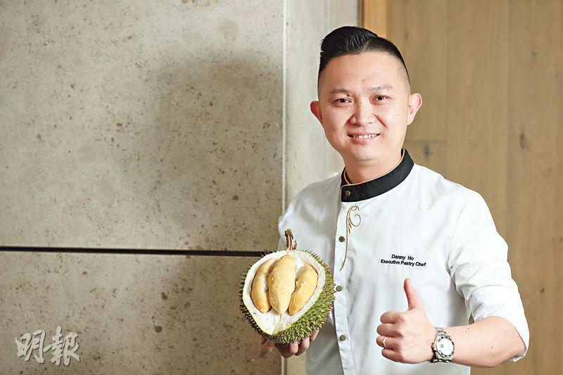馬來西亞榴槤節 榴槤 榴槤brunch 貓山王 素湯 榴槤千島醬 波士頓龍蝦 榴槤果肉拼盤 甜品