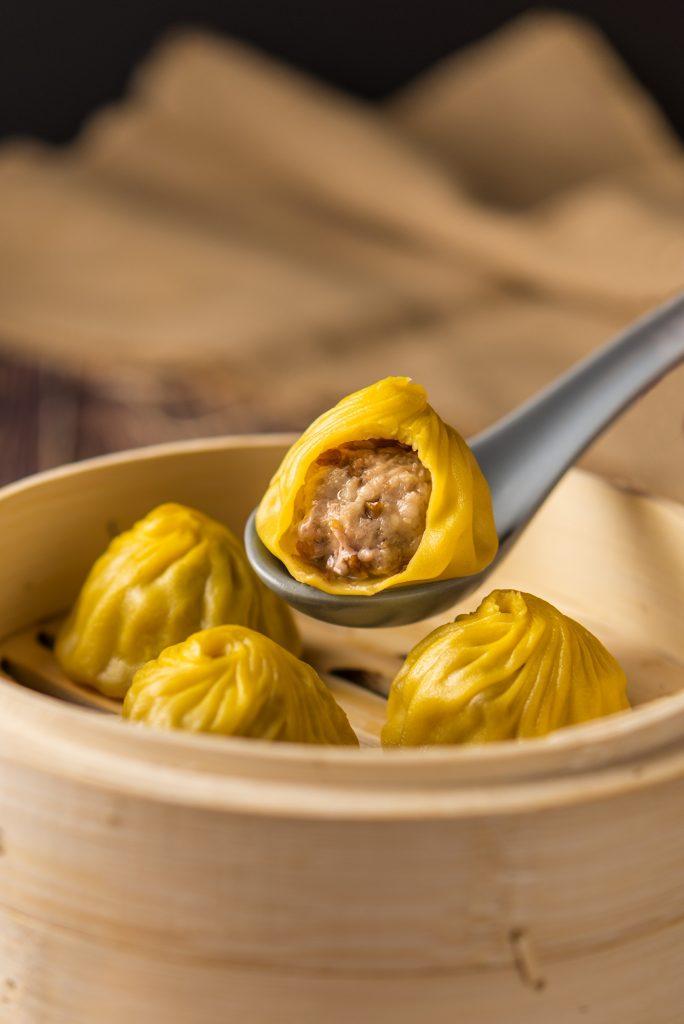 翡翠拉麵小籠包:「尋菇記-松茸篇」經典匠心手藝 將松茸所有精華包流入小籠包