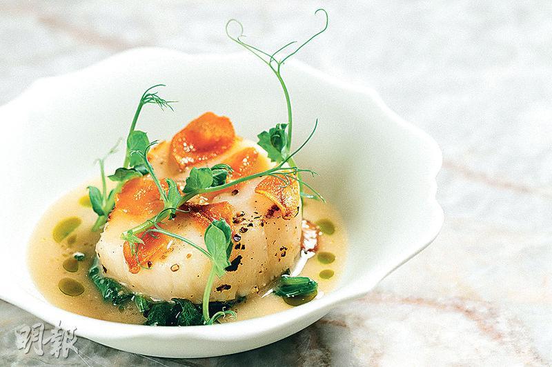 巴塞海鮮風味 加泰隆尼亞傳統菜破格演出 邪惡拉絲海鮮燉飯