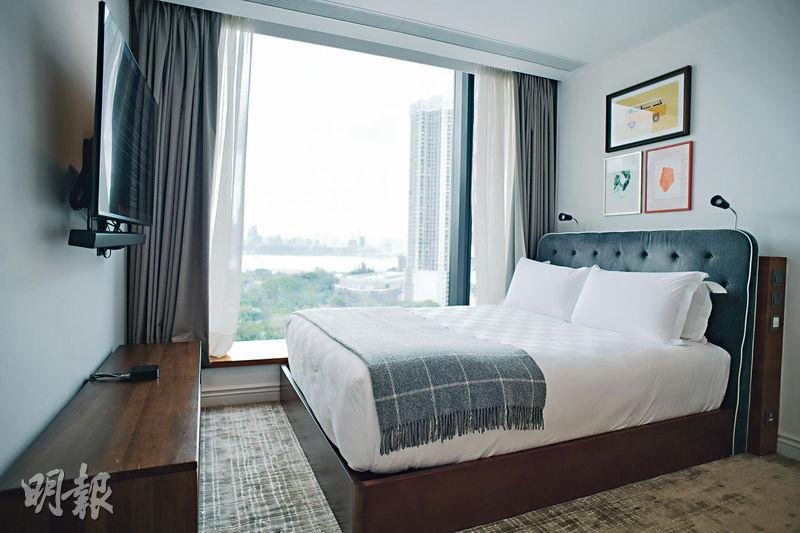 staycation 酒店 Little Tai Hang staycation package 海景房