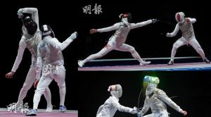 【東京奧運】花劍點計分?紅、綠、白燈代表什麼?