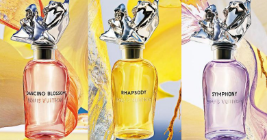 LV推新香水 鬼才建築師設計香水瓶 呈現揚帆出海動感無限