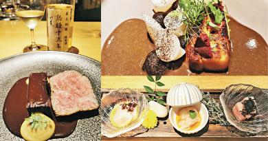 麥華章 X HAKU|日本割烹料理 高級炭燒鹿兒島A4和牛、刺身拼盤、香煎甘鯛 糅合日美廚藝 推出全新嘗味菜單