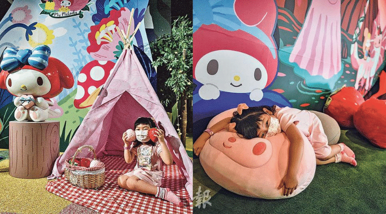 帶小朋友跟Melody森林探險去!期間限定「甜美森林派對」歎住冷氣野餐