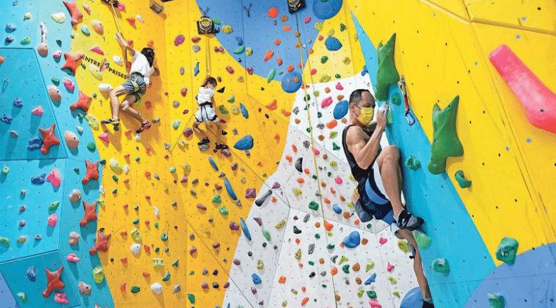 運動攀登首列奧運正式項目 合體3種比賽 速度賽、抱石賽、領攀賽