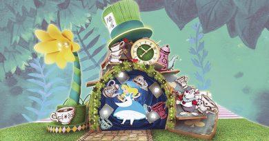 愛麗絲夢遊仙境奇幻派對即將登陸元朗YOHO MALL