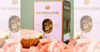 地捫研發Pinkglow菠蘿<br>7間指定超市現已有售