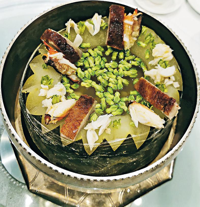 麥華章 X 王子飯店|西九圓方粵菜 傳統料理新派口味 精緻粵式佳餚點心