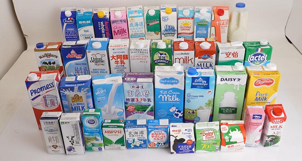 消委會 消委會測試 牛奶 低脂牛奶 北海道牛乳 雀巢牛奶公司 美國加州陽光