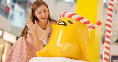 蛋黃哥登陸新都會 帶你偽遊日本潮食人氣甜品