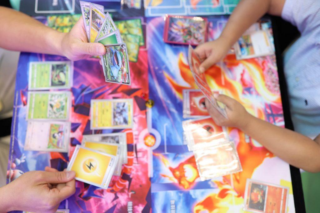 寶可夢卡牌 Pokemon 卡牌比賽 荷里活
