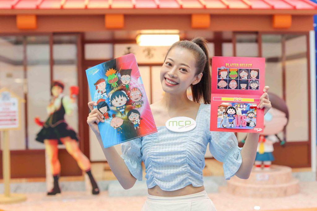 櫻桃小丸子 小丸子 Street Fighter 街霸