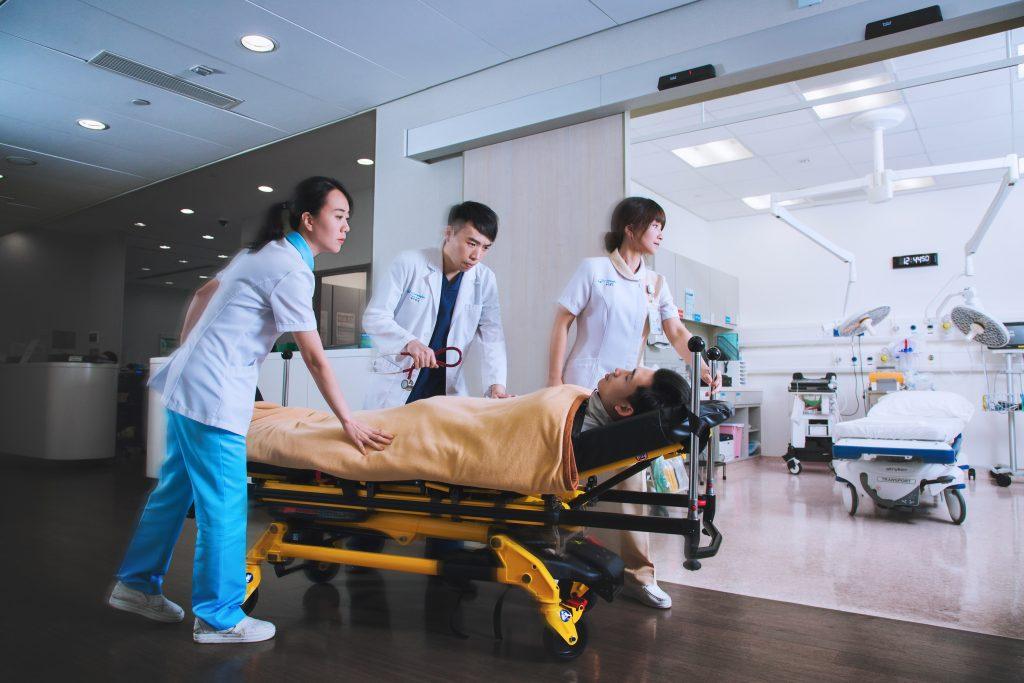 港怡醫院,急症室