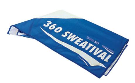 昂坪巿集變身360 Sweatival運動祭 延續奧運餘溫 潮拜巨型寶礦力