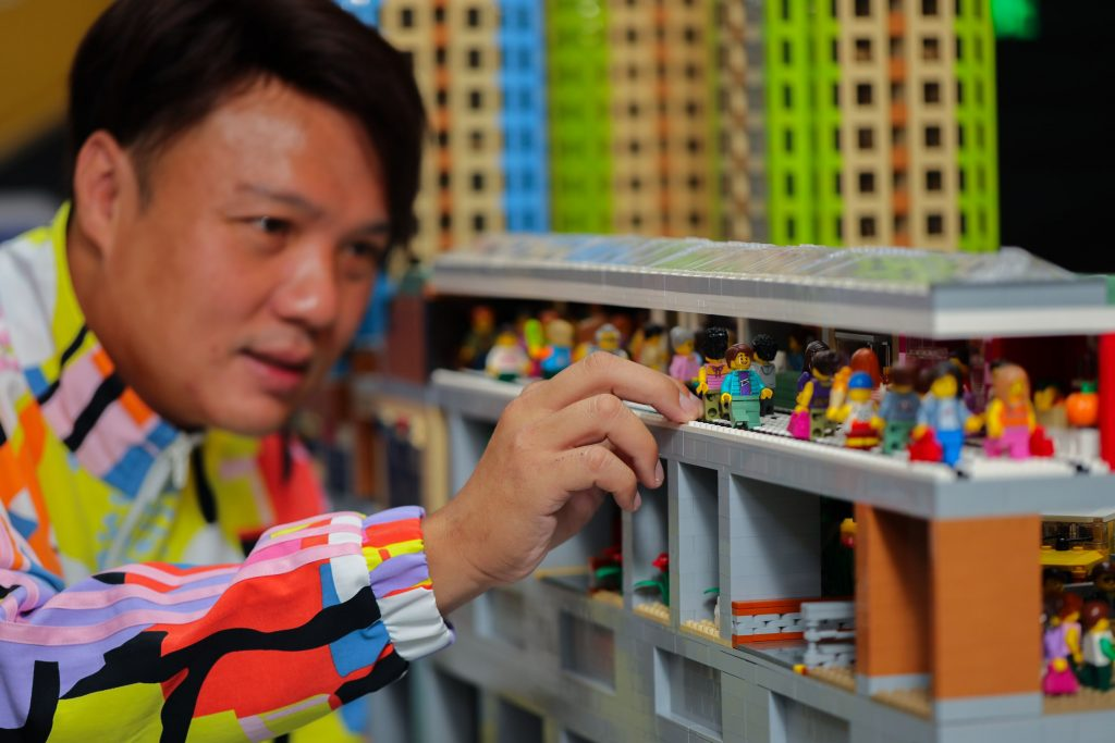 LEGO大師展品曝光 香港樂高展陸續登陸MTR商場