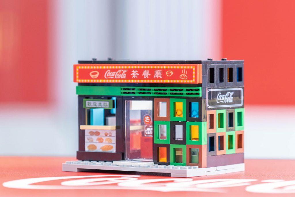 可口可樂 模型7-eleven 可樂 聯乘