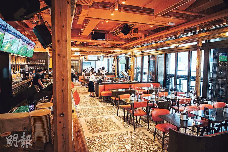 青口迷注意!中環蘭桂坊新酒吧餐廳 主打10式青口 打卡必選火焰心太軟!