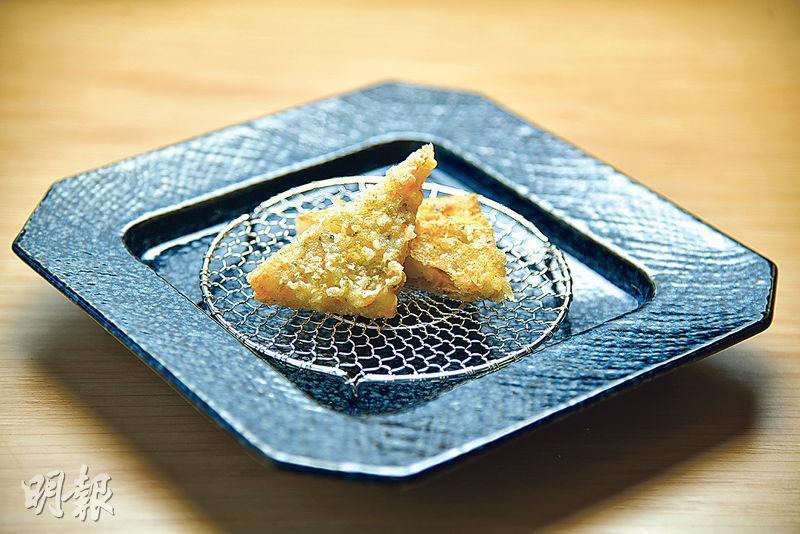 日式高級割烹料理店進駐上環 飽覽270°無敵海景 獨門自創花膠天麩羅