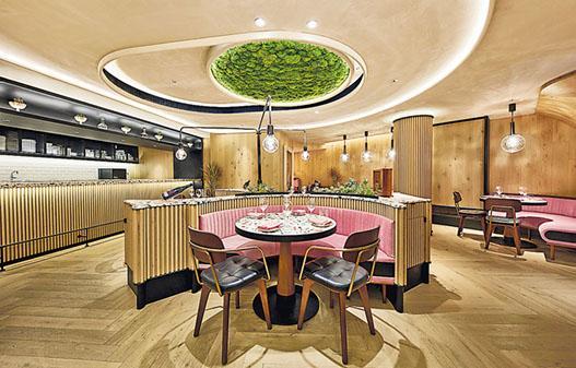 歐陸式德國料理 中環Margo星級主廚主理 玩創肉丸燒賣、虹鱒薯仔沙律