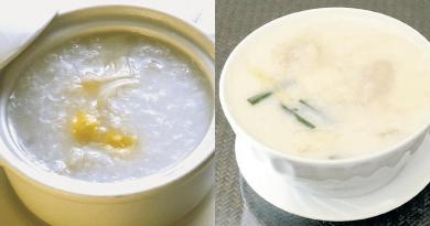 見字食粥丨夏天食粥 Q&A 白粥性涼還是正氣?早餐食粥易消化!