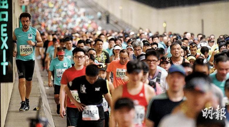 渣打馬拉松2021丨渣馬10月24日開跑!今年增虛擬跑 報名選手需打兩針