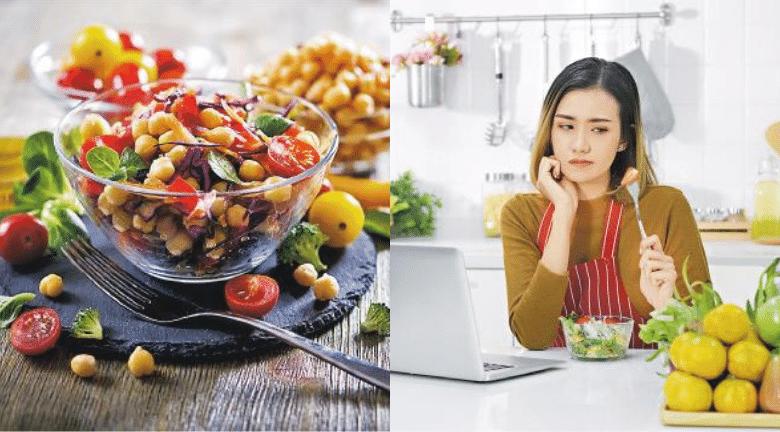 素食陷阱注意!5種素食習慣大檢查 全素養營養不均、水果餐易便秘