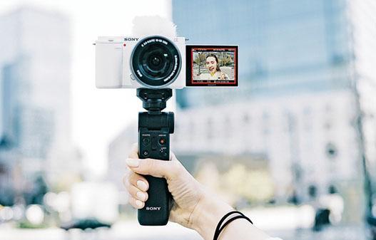 vlog新手入門神器 Sony無反Alpha ZV-E10 $5000都唔駛