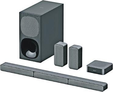 安樂窩變身私人影院 4個無線喇叭隨意放 自動變360°空間音效