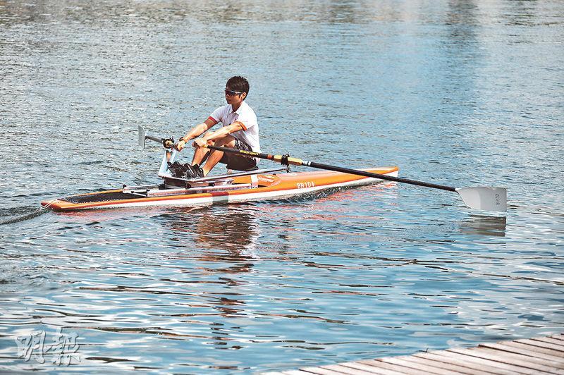 水上新活動!平板賽艇易上手夠穩定 新手必玩 海上暢遊快過獨木舟