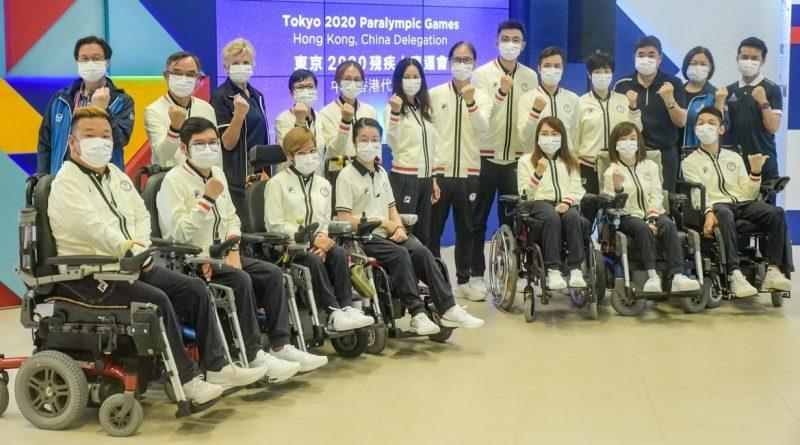 【殘奧 2021】8月24 開幕!東京殘奧會香港派出 24 位運動員出戰