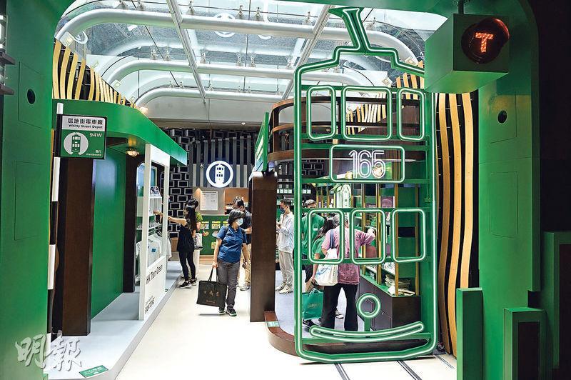 叮叮車117周年!打入健力士世界紀錄 期間限定Pop-up store進駐太古坊