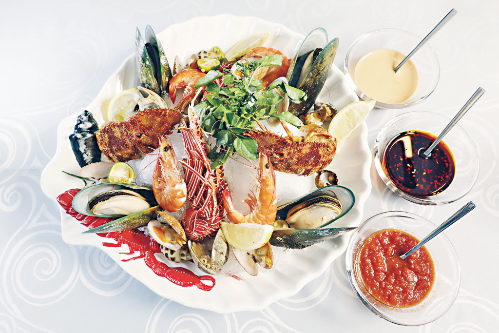 Chef Eddy X 麥華章|一啖愛上招牌菜 慢煮澳洲和牛面頰 本地時令海鮮拼盤 活化工廈內尋寶尋空間