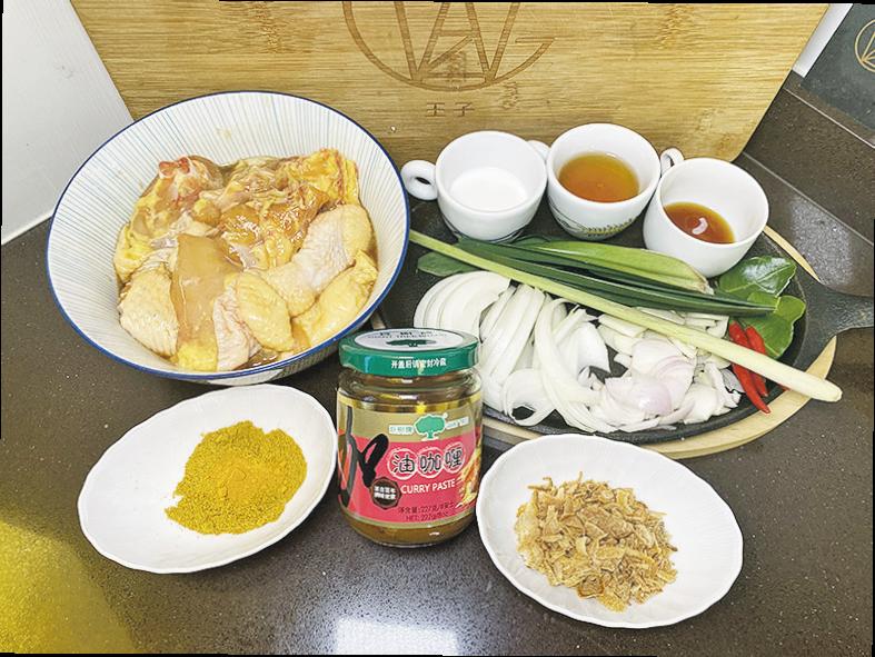 【王子煮場】醬料攻略大放送!王子教煮腐乳焗蠔、麻辣田雞煲、乾炒咖喱雞 味蕾刺激Power Up