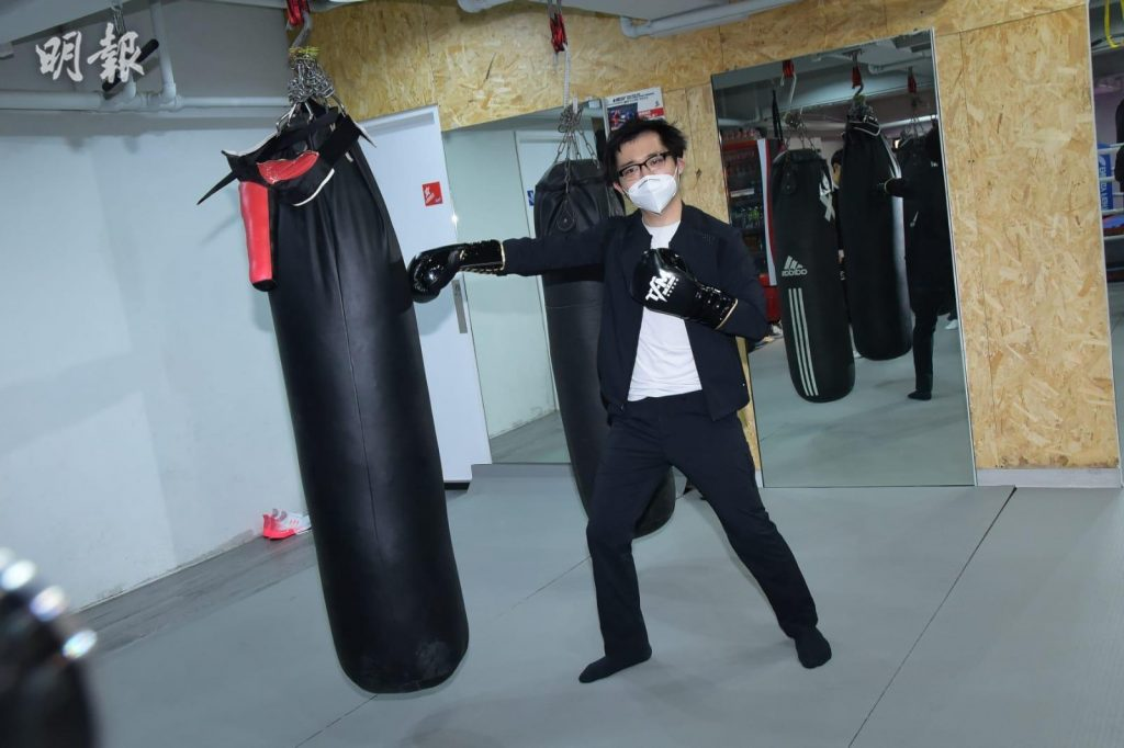 林鍾一戰|林作鍾培生百萬擂台戰9.18開打! 2分鐘KO對手?拳賽小知識、日常訓練貼士全公開!