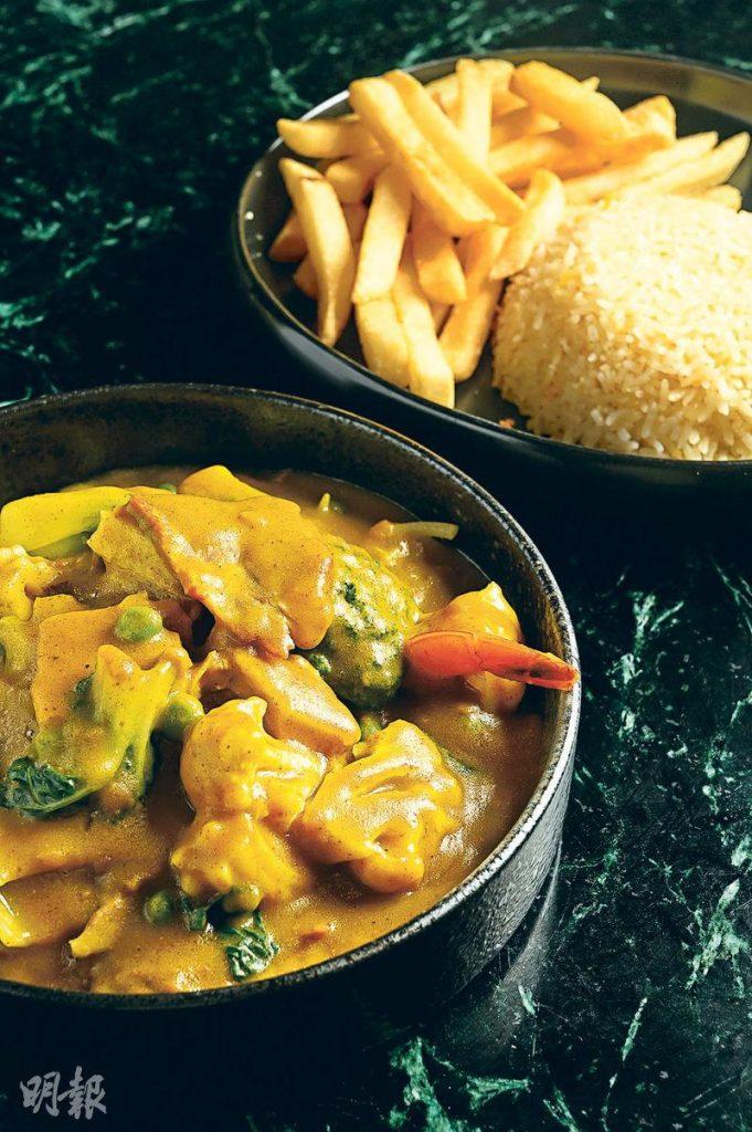 上環英式中菜新餐廳 主打唐人街特色 中式豬腩肉漢堡、另類香酥鴨大開眼界