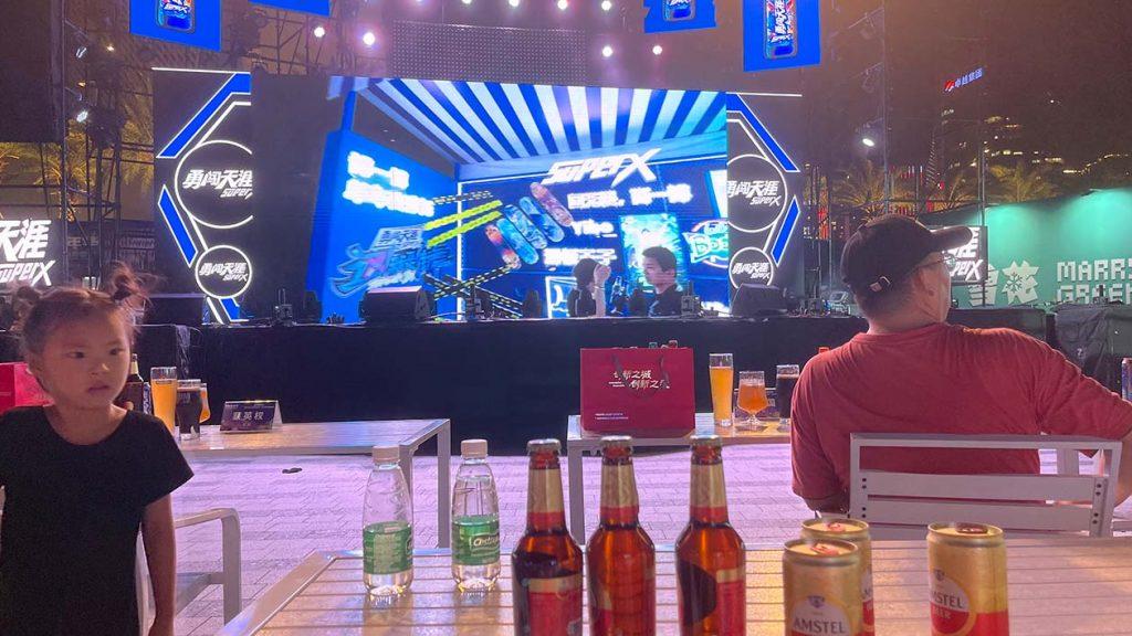 【遊走大灣區】第2屆深圳國際啤酒節 邂逅「深圳之眼」 嶺南最大戶外酒吧 打造「頑啤嘉年華」