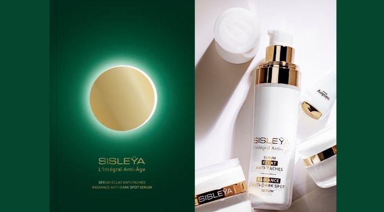 抗衰老必備、重塑肌膚光澤打造均勻膚色!Sisley全新推出活膚再生亮采精華