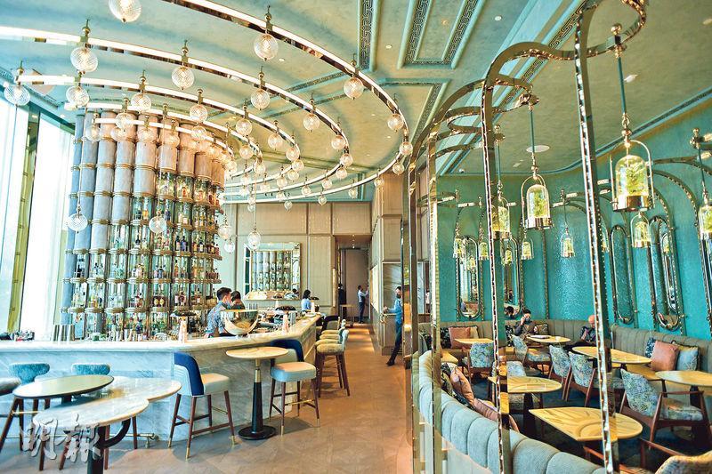 四季酒店人氣新餐廳 榮登全球28間最酷酒吧 主打自創雞尾酒、獨家進口烈酒