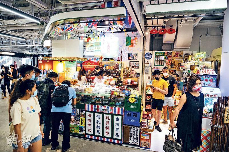 中環街市重生!文青打卡新熱點 集飲食、購物和展覽於一身 新舊文化兼容