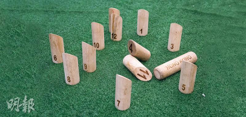 芬蘭木棋成新興運動!玩法似保齡 計分似飛鏢 鬥快取分 食腦、技巧兼需
