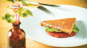 CP值高!米芝蓮一星大廚中環開素食x海鮮餐廳 $328食3道菜午餐值一試