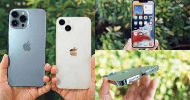 iPhone13系列率先試玩!配備A13高效能省電晶片 手機拍片功能強化 隨手拍都係大師級