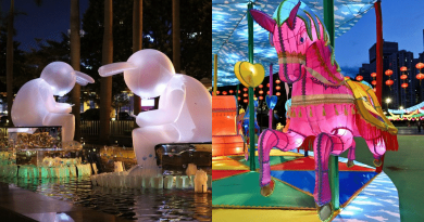 中秋賞燈去!維園、文化中心廣場、沙田公園、天水圍公園今晚6點半起亮燈