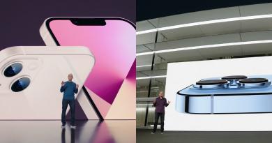 iPhone 13開售|iPhone 13香港預購時間你要知 13 Pro增至1TB 換機必睇!