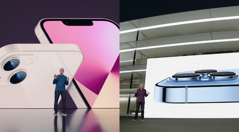 iPhone 13開售 iPhone 13香港預購時間你要知 13 Pro增至1TB 換機必睇!