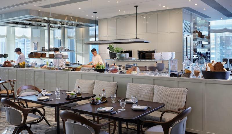 香港瑰麗酒店ASAYA KITCHEN重新開業 提倡地中海飲食文化